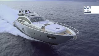 [ITA]  PERSHING 82 - Review - The Boat Show