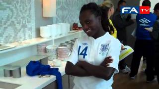 England Team Cam | FIFA Women