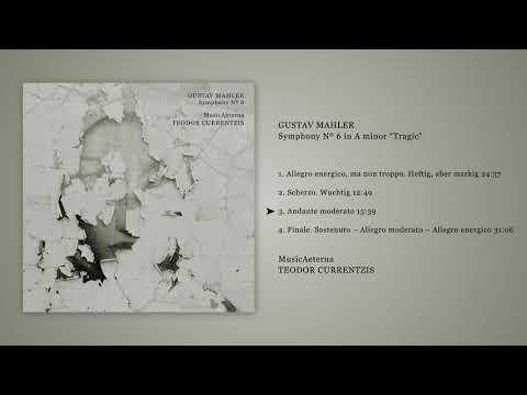 Teodor Currentzis - Mahler: Symphony No. 6 // Album Preview