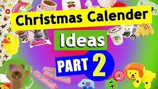 Pomysły na kalendarz adwentowy dla chłopaka | drobne prezenty na święta i adwent