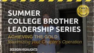 Summer Leadership Promo