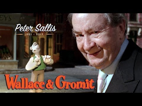 Wallace favourite moments - A tribute to Peter Sallis