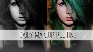 Daily Makeup Routine - Colored Hair *Updated* | Eyes Cream Thumbnail
