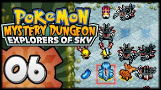 Pokémon Mystery Dungeon: Explorers of Sky - Episode 6 | Monster House!