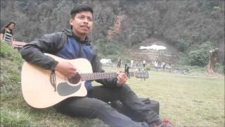 Bimbaakash - Najeek (COVER) by Sudip Shrestha