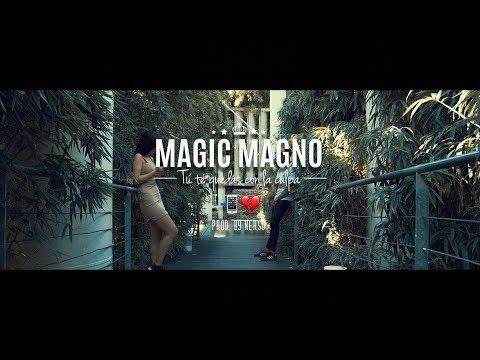 Magic Magno - Tú te quedas con la culpa 📲💔(Videoclip Oficial)