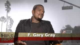 F Gary Gray On Straight Outta Compton Part 1