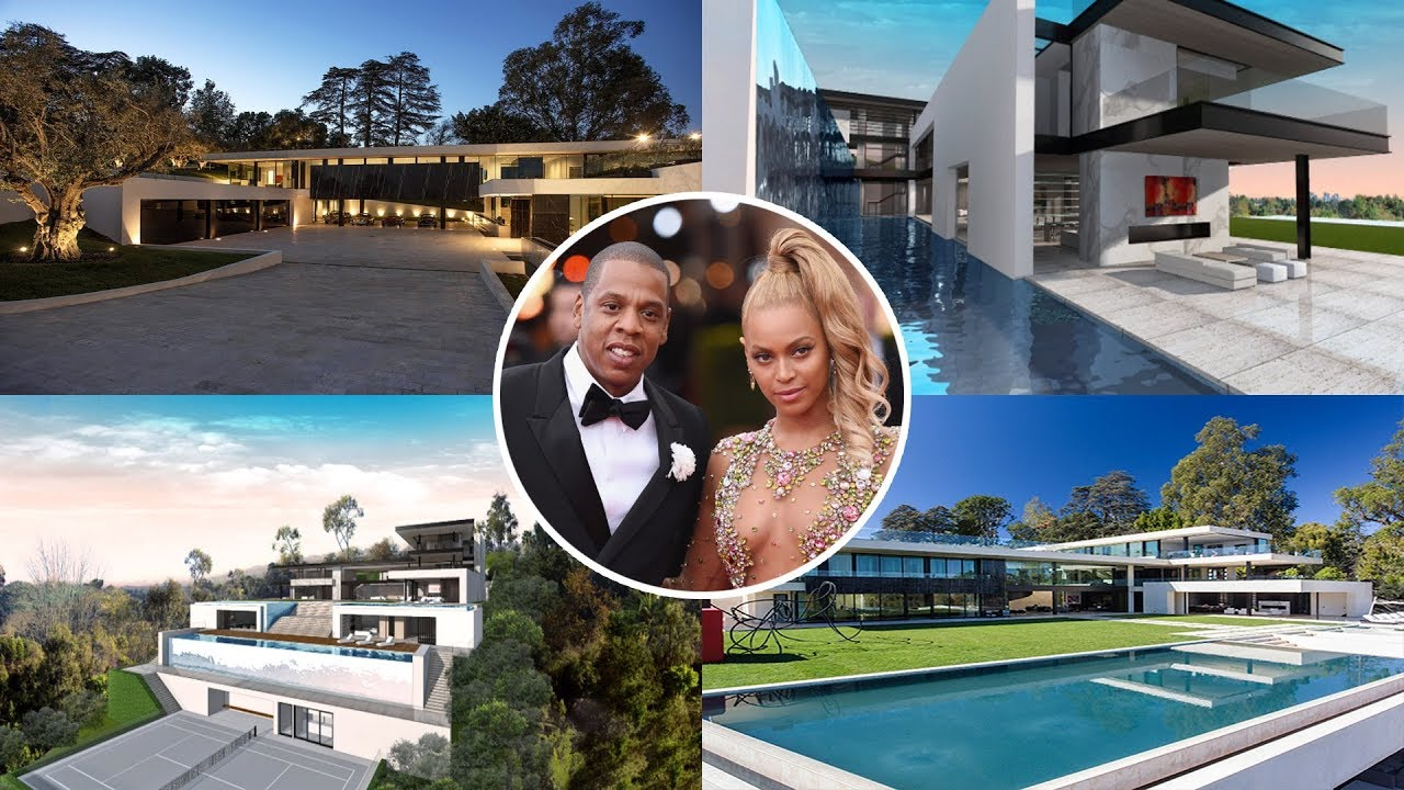 Beyonce And Jay Z S 88 Million Bel Air Mansion 2018 Youtube