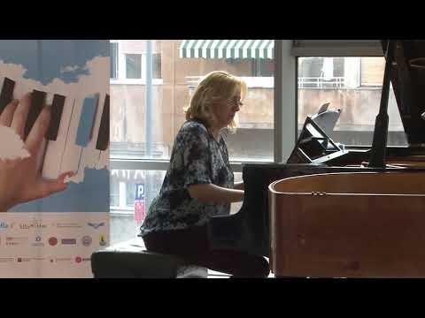 Svetozar Sasa Kovacevic's compositions played by piano duo Aleksandra Rakic and author
