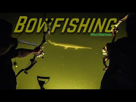 River Gar Bowfishing