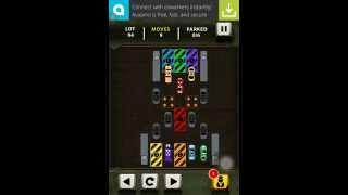 Parking puzzle solution level 91-95