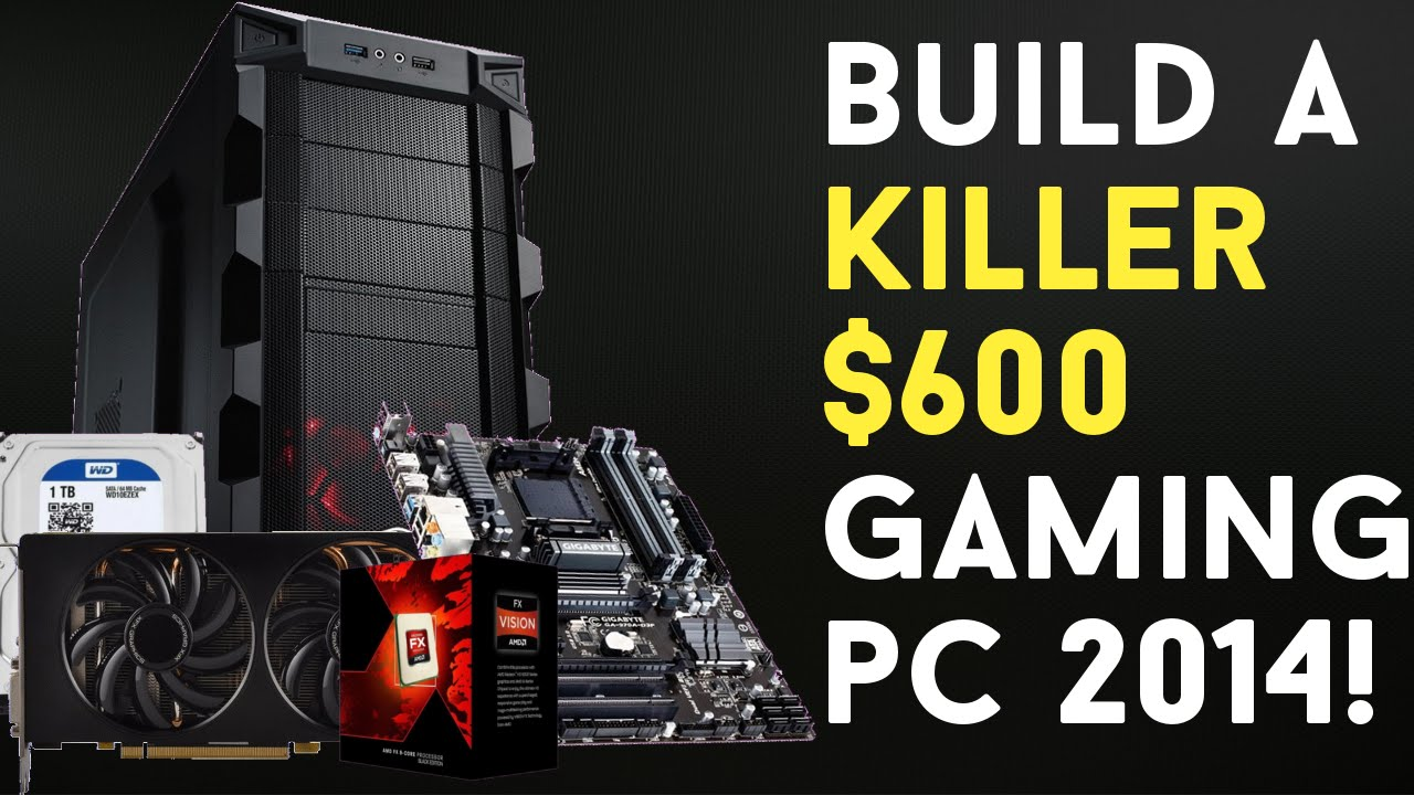 How To Build A Good Gaming Computer On A Budget