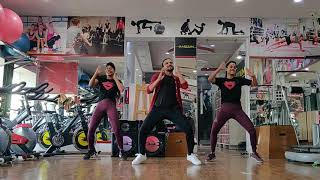 Kalank - First Class |Bollywood Dance Fitness Choreography by Rahul kapoor