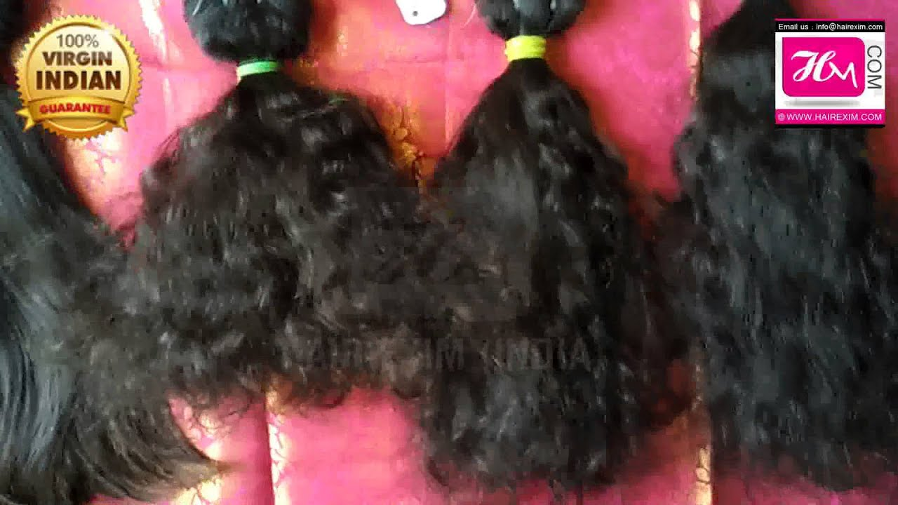 Natural Indian Remy Hair Extension Wholesale Exporters And Suppliers