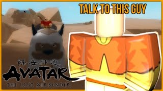 ROBLOX GETTING MY FIRST BISON l Avatar: The Last Airbender