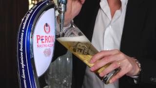 Peroni - The Perfect Pour