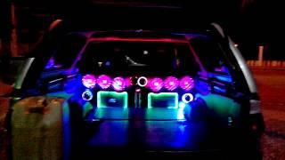 Thai Boom Box Car
