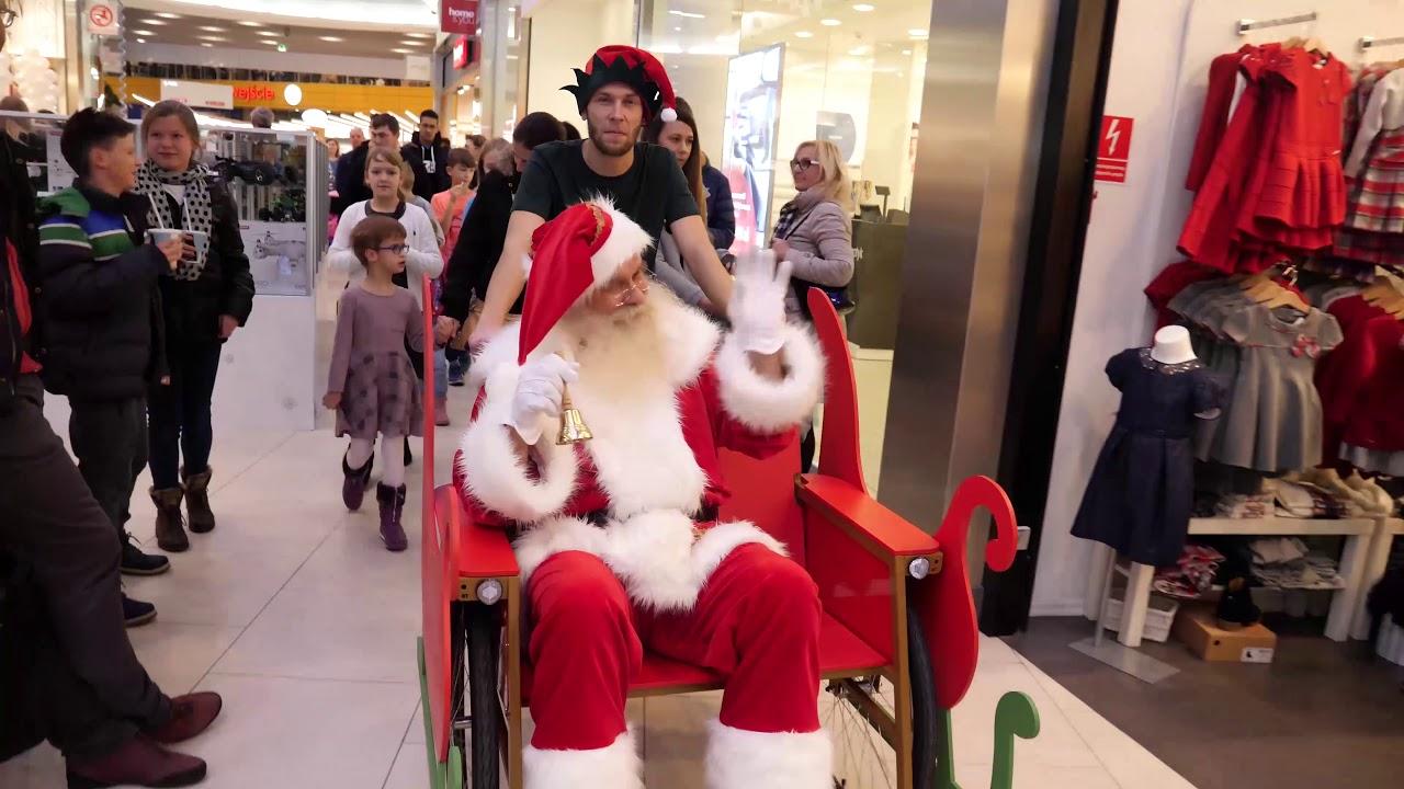 Mikołaj w Porcie Łódź
