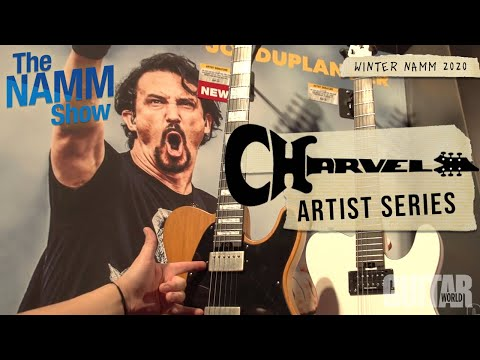 Winter NAMM 2020: Charvel Artist Series