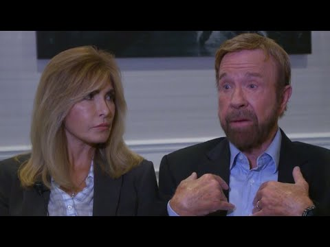Chuck Norris says wife was poisoned with MRI chemical