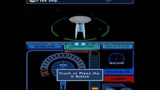 Star Trek: Tactical Assault for the Nintendo DS Sample