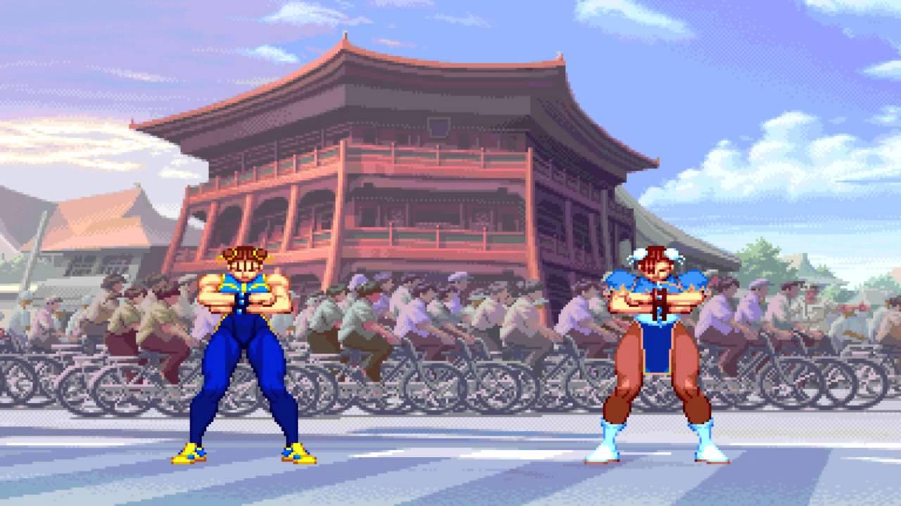 The Super Inevitable Street Fighter V Story Thread - Street