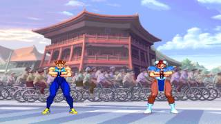 Street Fighter Alpha 2 OST Chun-Li Theme