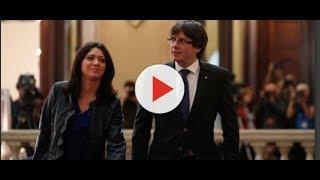 Hunden a la mujer de Puigdemont Marcela Topor con la peor noticia para su futuro