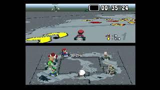 Super Mario Kart R (SNES) - 03 - Star Cup (50cc, 1st Place)