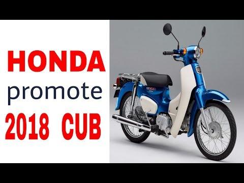 1967 Honda Cub C50 rebuilt in Cream   FunnyCat TV