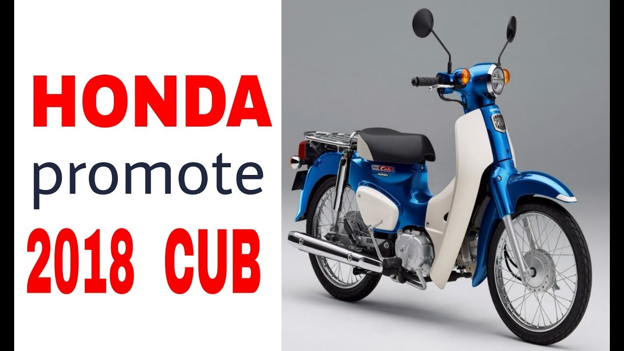 2018 honda 50. plain 2018 honda super cub 2018 honda 50 u0026 110 and honda