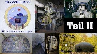 ♜ Lost Place ♜A6 Teil II, der 265 Tonnen Artillerieturm ♜ Maginot - Linie ♜