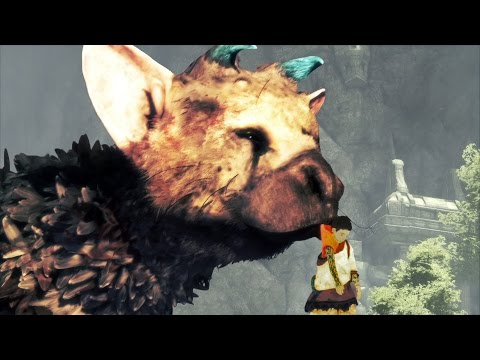 The Last Guardian - Guia - Playthrough completo en Español [1080p]