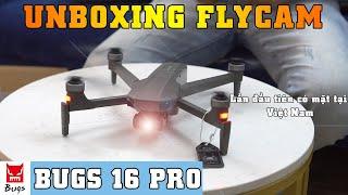 Mở Hộp Flycam MJX Bugs 16 Pro Lần Đầu Tiên Có Mặt Tại VN