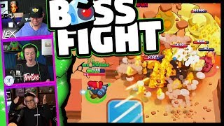 INSANE and beyond with RANDOM Brawlers   The BEST MODE in Brawl Stars   Ft. Kairos and OJ