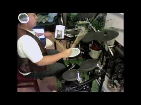 Meet Me Halfway- Black Eyed Peas (GJ Drum Cover)