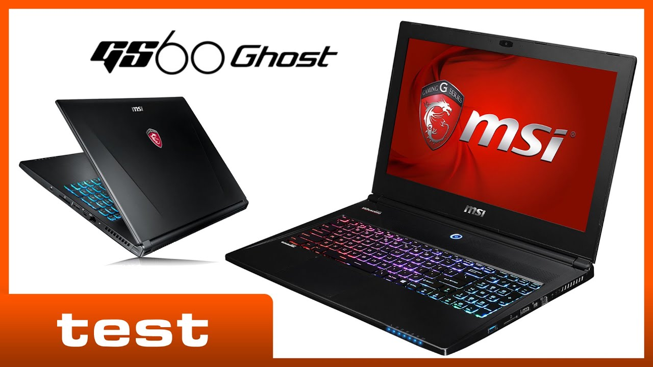 MSI GS60 Ghost Pro 4K - Hands-On-Test