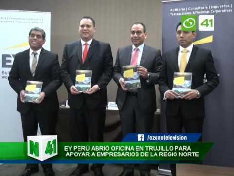 EY Perú abre oficina en Trujillo