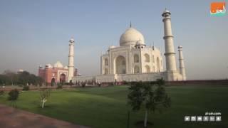 تاج محل.. رائعة الحضارة الإسلامية في الهند