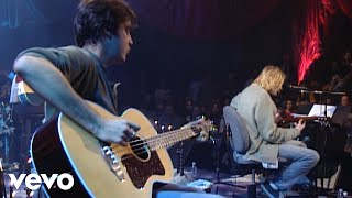 Nirvana - On A Plain (Live On MTV Unplugged, 1993 / Unedited) YouTube Videos