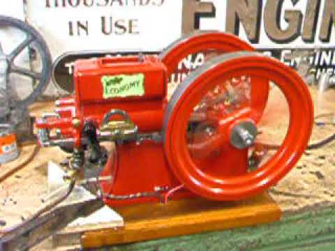 Engineers Emporium Economy engine - slow running
