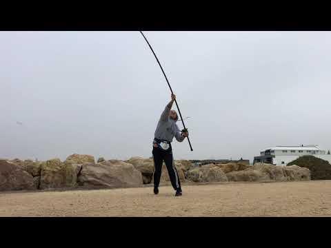 Fishing Cast 175g  Zziplex M4 GT