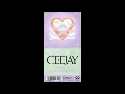 Ceejay - A Little Love (acapella) 1988