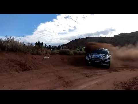 Accidente en Rally Argentino
