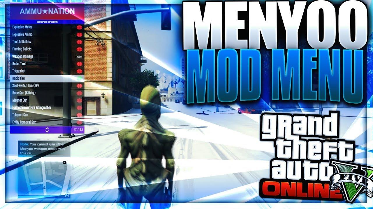 Menyoo pc [single-player trainer mod].