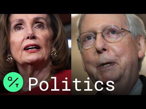 What If Pelosi Never Sends Impeachment to the Senate?