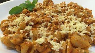 Spicy Thai Chicken Pasta