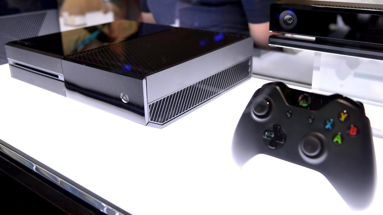 b446f71a7 Microsoft Xbox One se senzorem Kinect 500 GB (X1)   Herní-svět.cz