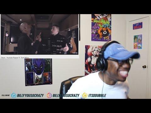 Token - Youtube Rapper ft. Tech N9ne REACTION! HES FAR FROM