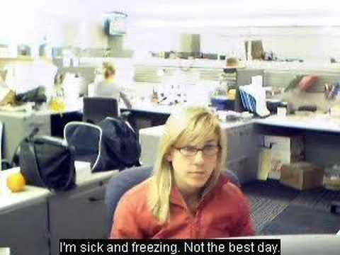 Sarah Lane Webcam: Nov 03, 2004